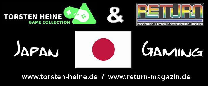 Torsten Heine Game Collection - Return Magazin - Japan Gaming