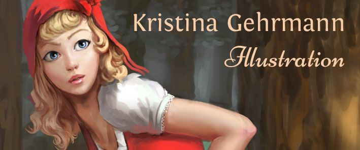 Kristina Gehrmann Illustration