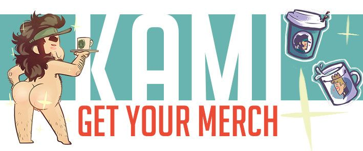 Kami - Get Your Merch