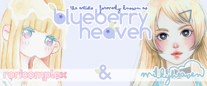 the artists formerly known as blueberry-heaven