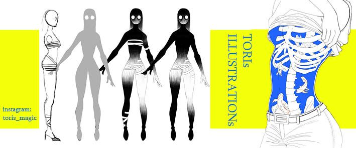 Toris Illustrations