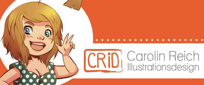 CRiD - Carolin Reich Illustrationsdesign