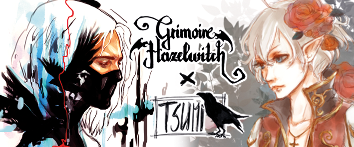 Grimoire Hazelwitch & Tsuminoaru
