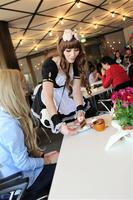Lucky Chocolate Maid Café
