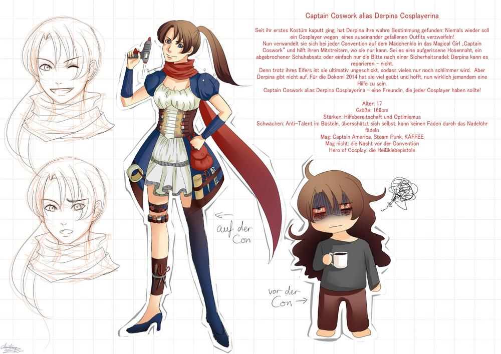 Anime Character Design Contest : Character design contest the anime and japan expo in