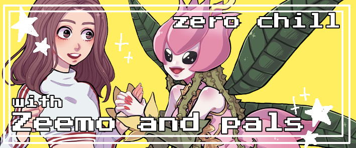 zero chill with Zeemo and pals